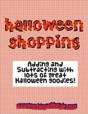 Halloween Shopping
