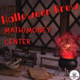 Halloween Money Math Center