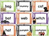 Halloween Short & Long Vowel Sort