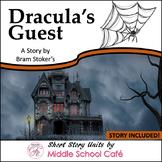 Halloween Short Story - Dracula's Guest