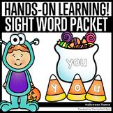 Halloween Sight Word Packet