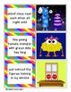 Halloween Sight Word Fluency