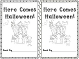 Halloween Sight Word Reader