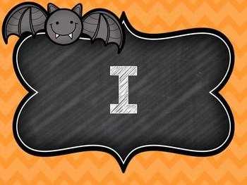 Halloween Sight Words Powerpoint FREE