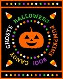 Halloween Sign (8x10)