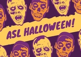 NEW!  Halloween Signs, Dialogues and Activity