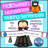 Halloween Activities: Language Activities for Kinder Kids