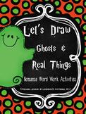 Fall (Halloween) Nonsense Word Fluency R.T.I. Resource Pack