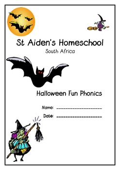 Halloween Simple Phonics