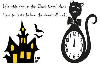 Halloween Singing Story - Black Cats' Ball