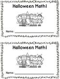 Halloween Single Digit Addition & Subtraction Book {FREEBIE}