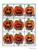 Halloween: Skeleton Compound Word Match