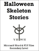 Halloween Skeleton Stories