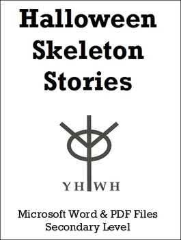 Halloween Skeleton Stories