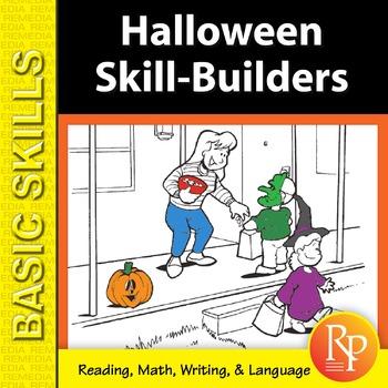 Halloween: Skill-Builders