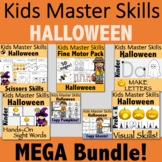 Halloween Skill Building MEGA Bundle for Teaching and Occu
