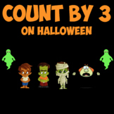 Halloween- Skip Count by 3!