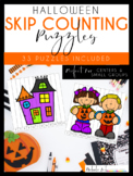 Halloween Skip Counting Puzzles by Nichole L.