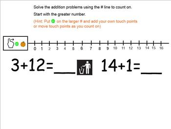 Halloween Smart Board Addition within 16