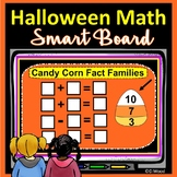 Halloween SMARTboard Math Activities