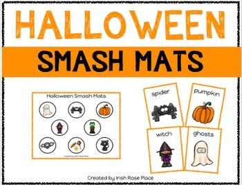 Halloween Smash Mats