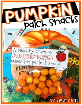 Halloween Snack Label FREEBIE