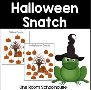 Halloween Snatch Game