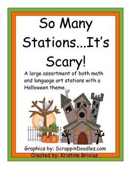 Halloween So Many Stations...It's Scary!