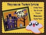 Halloween Social Skills Activities