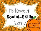 Halloween Social-Skills Game