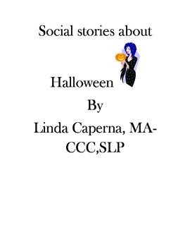 Halloween Social Stories