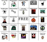 Halloween Song Bingo