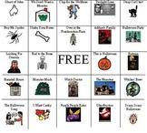 Halloween Song Bingo