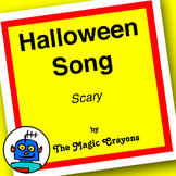 Halloween Song (Scary) by The Magic Crayons - MP3