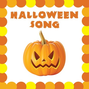 Celebrate Halloween - MP3 Song w/ Lyrics and Activity