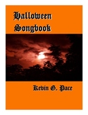 Halloween Songbook Sheet Music (PDF download)