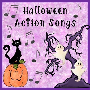 Halloween Songs - Action Songs and Sing Alongs