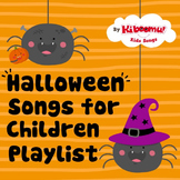 Halloween Songs for Children Playlist