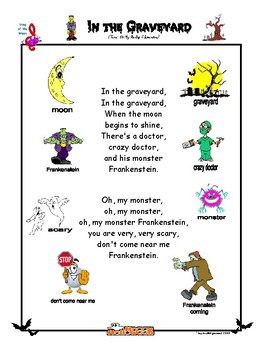 2 Halloween Songs for Kids (In the Graveyard & The Goblin in the Dark)