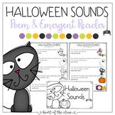 Halloween Emergent Reader Poem