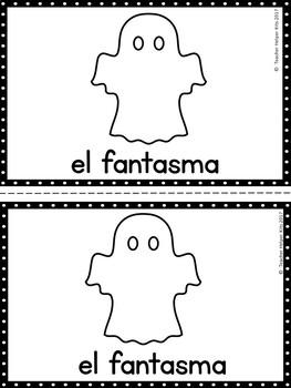 Halloween Spanish Activities