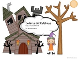 Halloween Spanish Sight Word Bingo Game