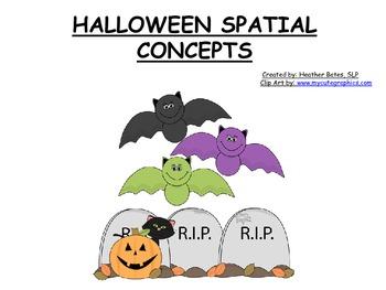 Halloween Spatial Concepts