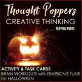 Halloween Speaking & Listening Activities – Challenging &