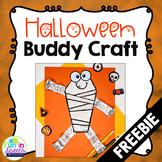 Halloween Speech Therapy Craft FREEBIE