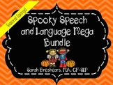 Spooky Speech and Language Halloween Bundle