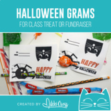Halloween Spider Candy Grams   Boo Grams   Class Treat or