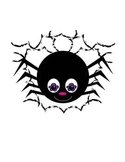 Halloween Spider Clip Art