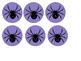 Halloween Spider Number Match