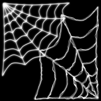 Spiders & Webs Clip Art